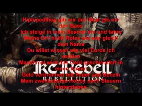 KC Rebell - Rap Rebellution (Lyrics)