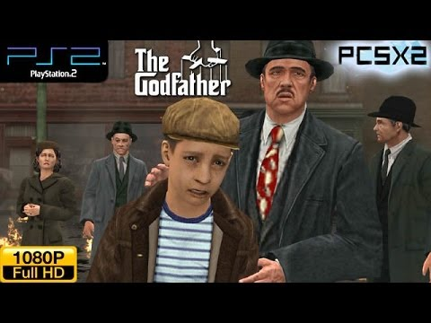 The Godfather - PS2 Gameplay 1080p (PCSX2)