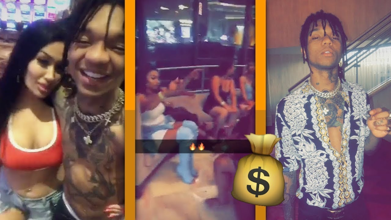 Swae Lee Invites Too Many Girls For House Party