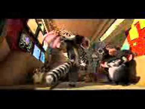 Madagascar 3, muito legal voces tem que ver !!!!!