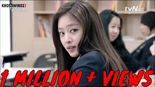 💖ISHQ TERA LAE DOOBA💖LOVE SONG💖CUTE SCHOOL LOVE STORY💖KOREAN MIX LOVE SONG💖