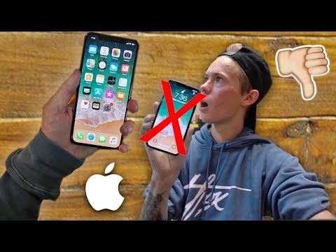 Thumbnail: EVERYTHING WRONG WITH THE iPHONE X!