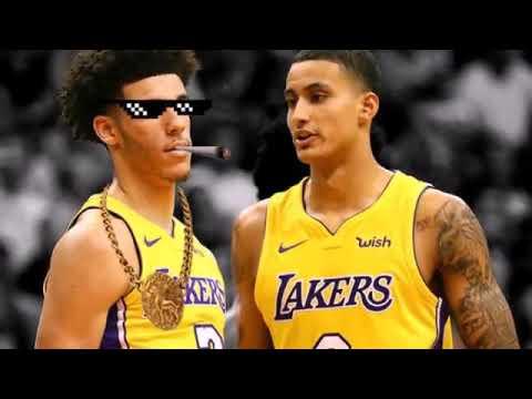 Jalen Rose on Lonzo Ball Kyle Kuzma diss track LA Lakers Lebron James Trade by NBA Draft Paul George