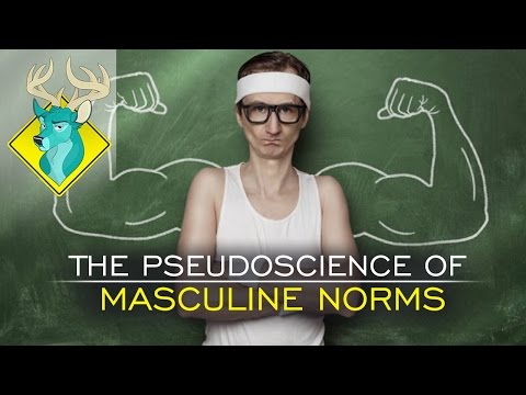 TL;DR - The Pseudoscience of Masculine Norms and the CMNI