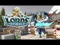 FNAF vs Mobs: LORDS Mobile Challenge - Monster School (Five Nights At Freddy's)