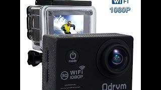 ODRVM Action Camera Review SJ7000 Go Pro Clone