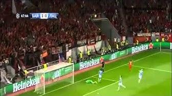 Bayer Leverkusen vs Lazio 3-0 All Goals And Higlights 2015