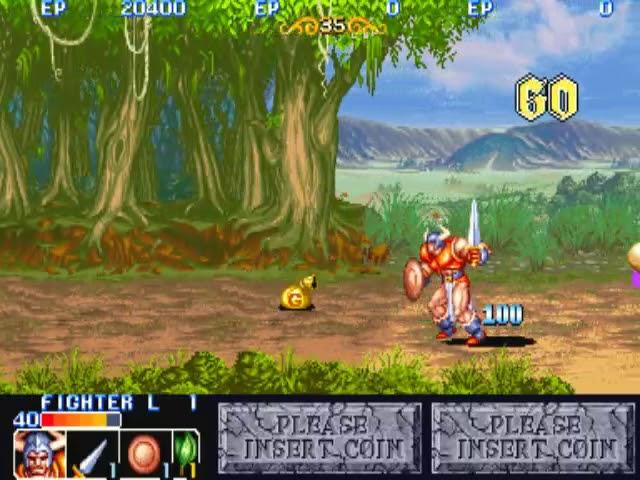 Jouez à King of Dragons sur Arcade grâce à nos bartops et consoles retrogaming