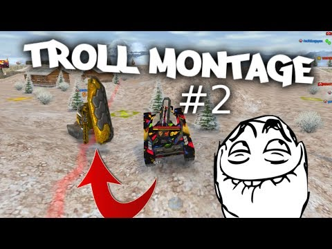 Try Not to Laugh Challenge #2! Troll Montage! | Tanki Online - танки Онлайн