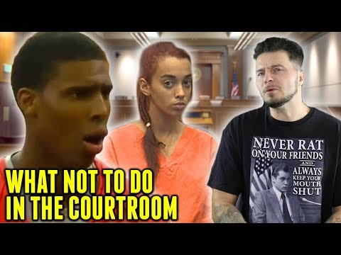 When Court Goes Wrong
