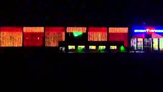 Party Rock & Jingle Bell Rock Christmas Light Show