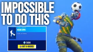 Nobody can do this in real life... Fortnite ITEM SHOP [December 4] | Kodak wK