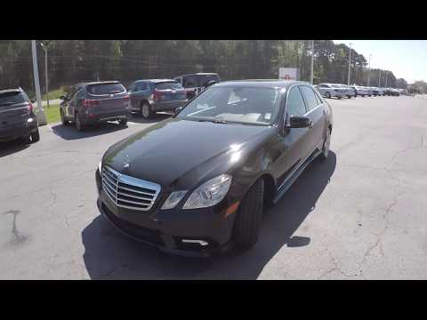 Walkaround Review of 2011 Mercedes Benz E350 R03090A