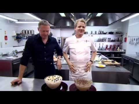 Rory Bremner Recipe Challenge Results - Gordon Ramsay