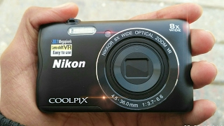 Unboxing Nikon Coolpix A300 Cheapest camera for YouTube videos