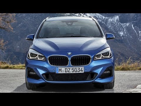 2018 BMW 2 Series Gran Tourer - Spatial functionality and comfort