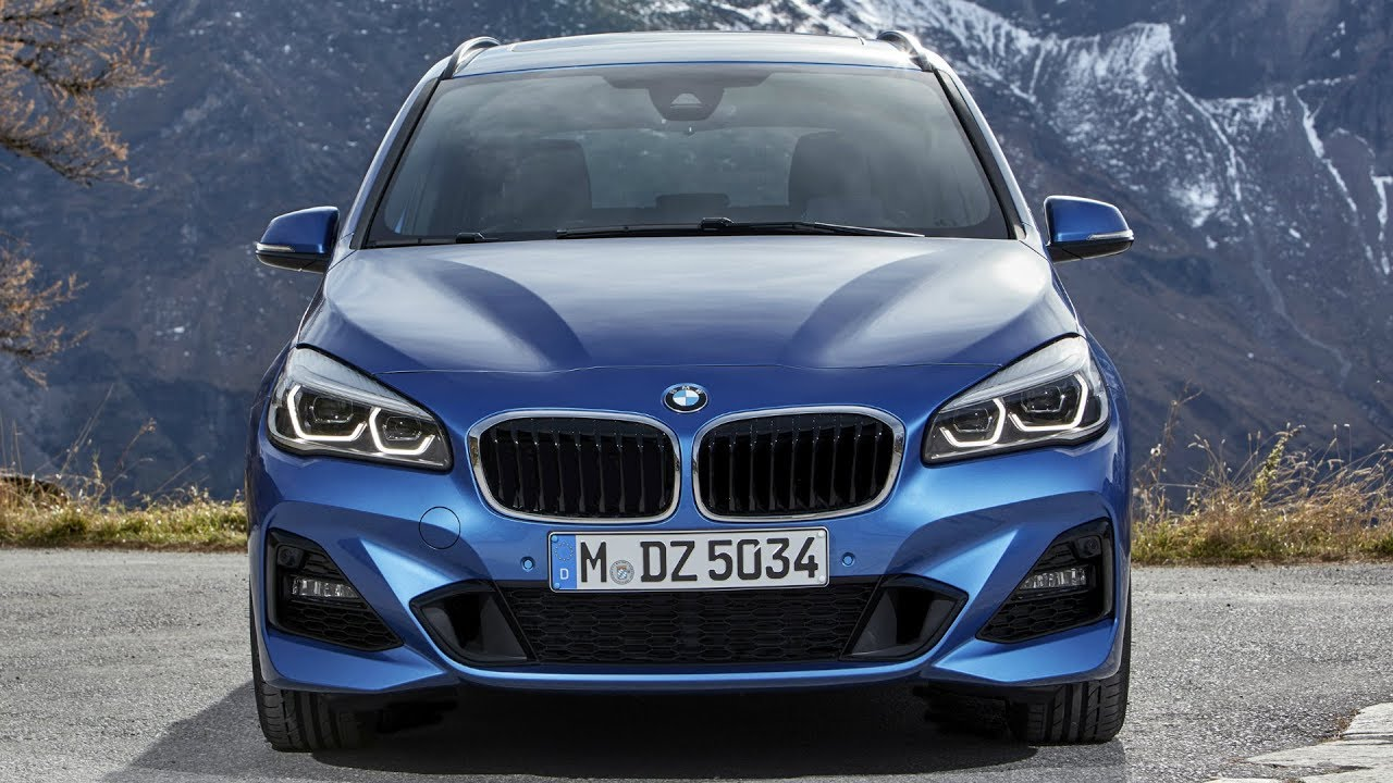 2018 bmw 2 series. 2018 bmw 2 series gran tourer - spatial functionality and comfort bmw