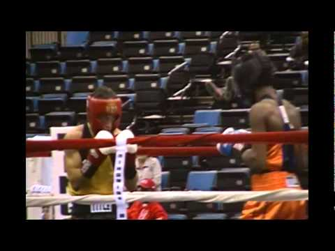 2011 National Golden Gloves Chris lopez vs Kenneth sims
