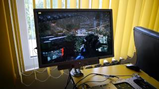 Crysis 2 on 2x 4-Core 1U HP server! (HP DL360 G5 + Quadro 2000)(, 2014-07-17T17:55:42.000Z)