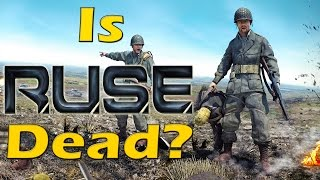 R.U.S.E Removed From Steam?! - Ubisoft Pulling the Plug, or Mistake?