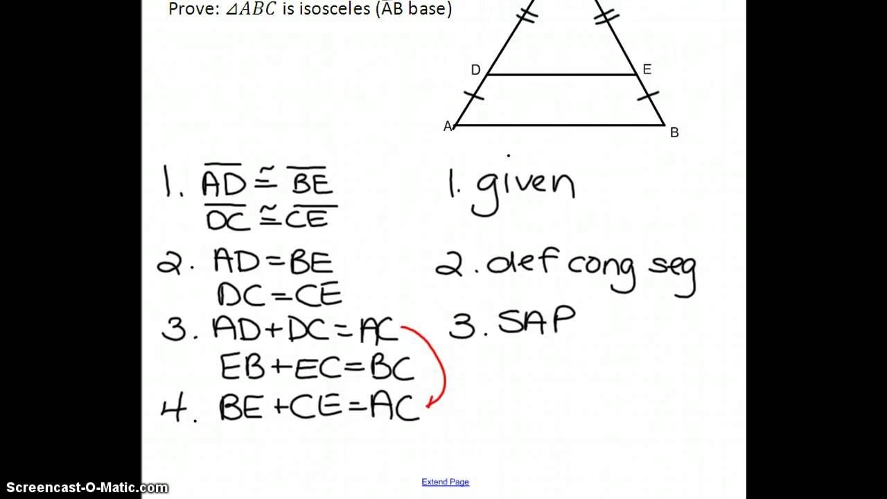Honors Geometry Worksheets and Keys - Nemeth CP Geometry
