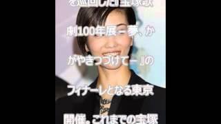 元『宝塚歌劇団』雪組トップスターの女優・壮一帆が16日、東京・東京国...