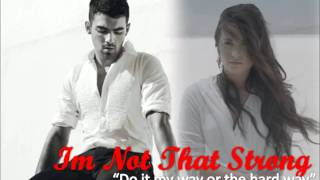 Im Not That Strong; Jemi Ch. 14 M: 3/15