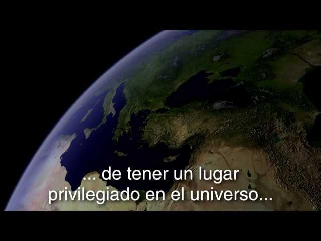 Ese Pequeño Punto Azul Pálido - Carl Sagan (Subtitulado) - HD
