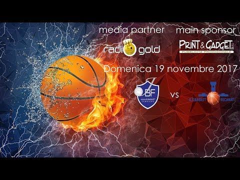 Ristopro Basket Fabriano vs US Basket Recanati