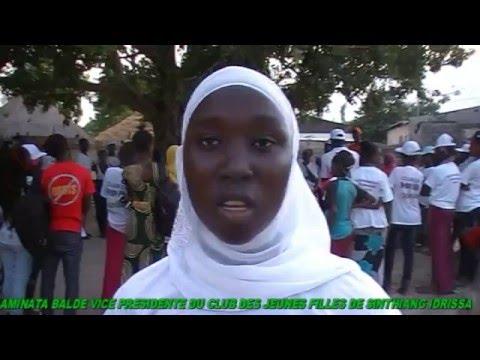 CCA KOLDA: Lutte contre les grossesses précoces et mariages précoces