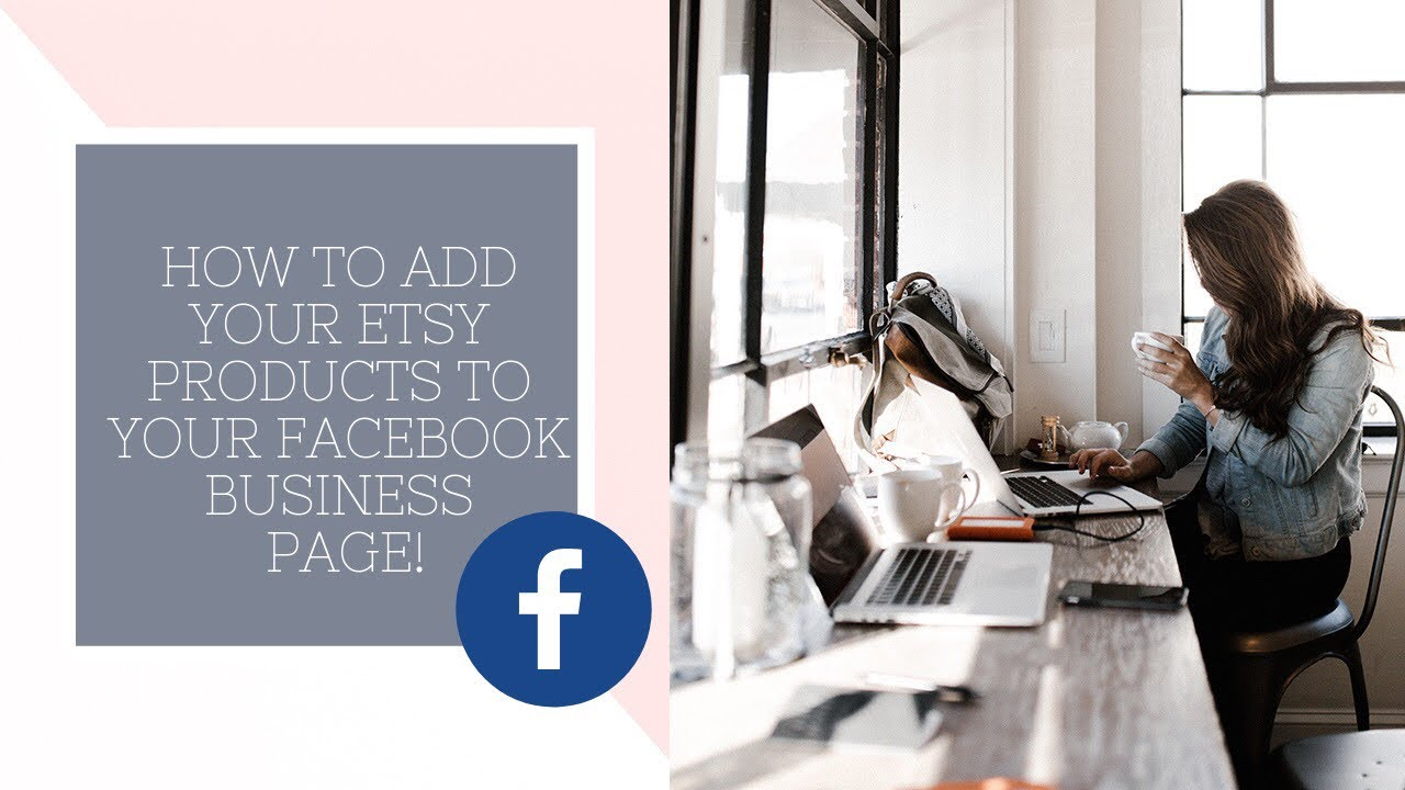 How To Connect Your Etsy Products To Your Facebook Business Page | Etsy Tutorial