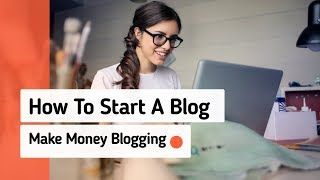 Blog and make money blogging online ...
