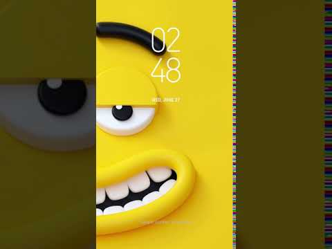 Samsung Themes Animated Wallpaper Mr Joe Bergen Themes Youtube