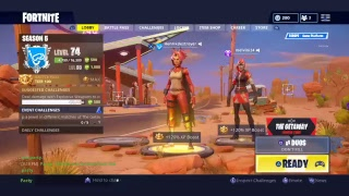 Is sick chill Stream! New Skins out! Playing alone! (Norsk fortnite Battle Royale) 100subs!