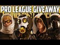 Rainbow Six Siege Pro League Set Gameplay Giveaway Blood Orchid Year 2 Season 3