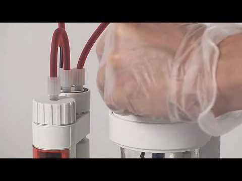 10. Run Titration - Karl Fischer Coulometric Titrator