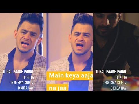 Main Tan Vi Pyar Kardan | Millind Gaba | Fullscreen Status | Happy Raikoti | Sad WhatsApp Status