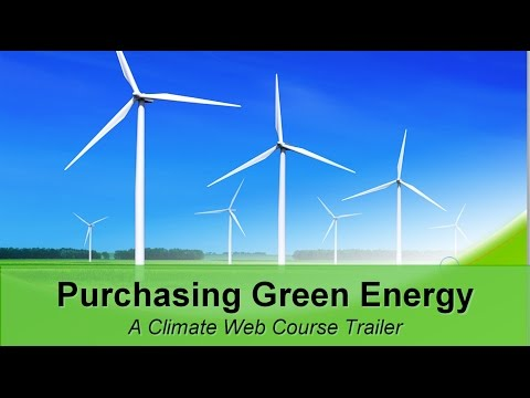 Purchasing Green Energy - Do RECs Matter? A Decision-Support Course