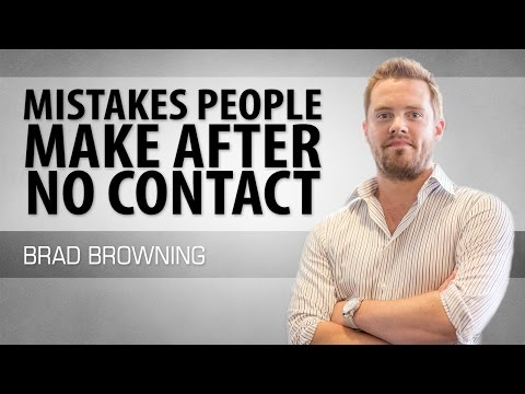 Mistakes People Make After No Contact (And How To Fix Them!) from YouTube · Duration:  5 minutes 44 seconds