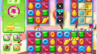 Candy Crush Jelly Saga Level 1384 **