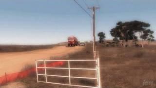 DiRT Xbox 360 Gameplay - Dump Truck Race