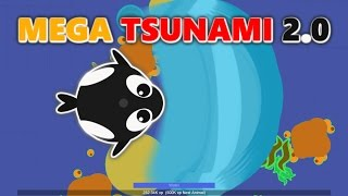 MOPE.IO // NOT ENOUGH // ORCA MEGA TSUNAMI 2.0 // EXPERIMENT