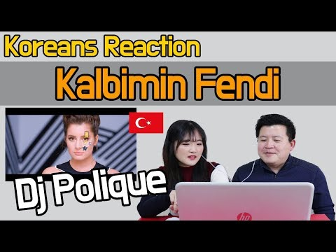 Dj Polique feat Atiye & 9Canlı - Kalbimin Fendi Reaction [Koreans React] / Hoontamin