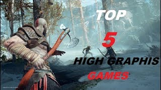 Top 5 android games 2018 [may]