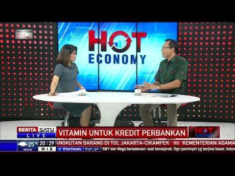 Dialog Hot Economy: Vitamin untuk Kredit Perbankan #1