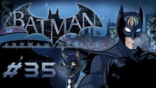 Batman: Arkham Origins Gameplay / Playthrough w/ SSoHPKC Part 35 - The Room o' Guys