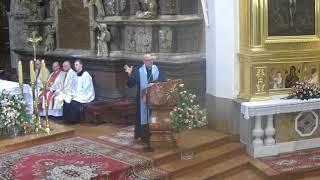 Misje parafialne - nauka ogólna, 9 września 2017, godz. 18.00