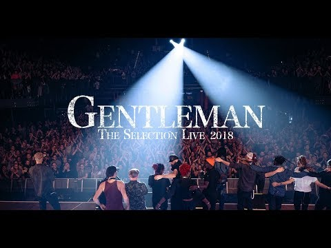 Gentleman - Tourblog - The Selection Live - 07.11.18 - Bremen