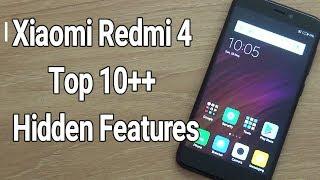 Zapętlaj Xiaomi Redmi 4 Top 10+ Hidden Features !! Tips & Tricks !! HINDI | New Gadgets Use