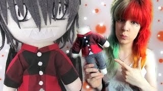 PLUSH CLOTHING: How to make a Shirt for your plushie! Tutorial by Cloctor Creations